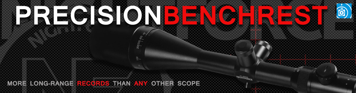 Nightforce Benchrest Scopes