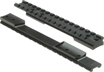 Nightforce Base - Sav LA New Style - 1 pc. - 20 MOA (8-40 screws)